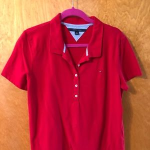 Tommy Hilfiger Red Top